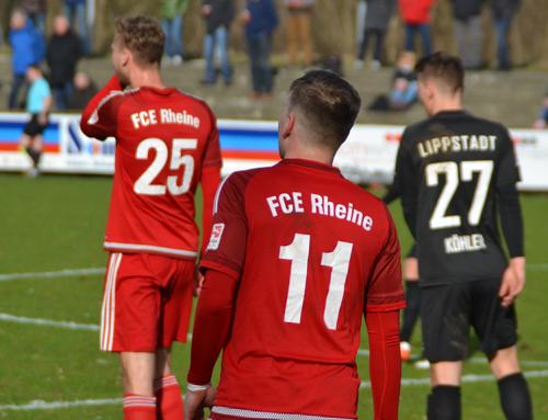 FCE unterliegt 1:2 in Rhynern