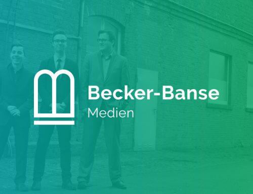 Sponsorenvorstellung: Becker-Banse Medien