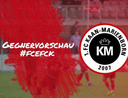 Gegnervorschau: 1.FC Kaan-Marienborn