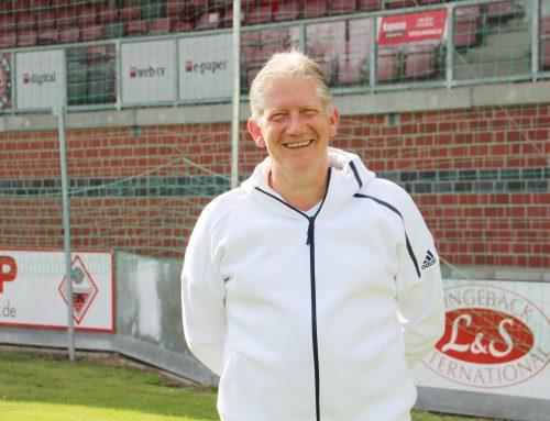 Uwe Laurenz kandidiert für das Amt des 1. Vorsitzenden