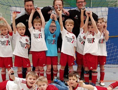 Minikicker I holen Vize-Titel  bei Mini-WM in Papenburg