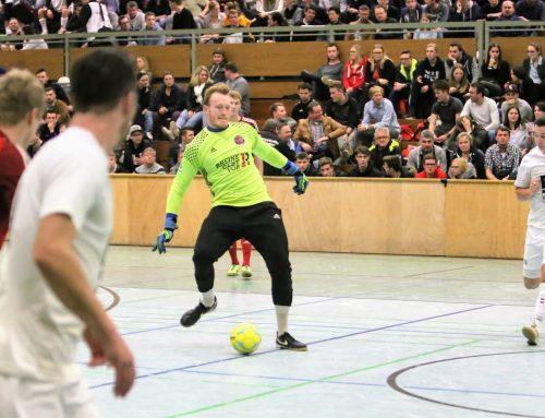 Philipp Hinkerohe bleibt dem FCE-Tor treu