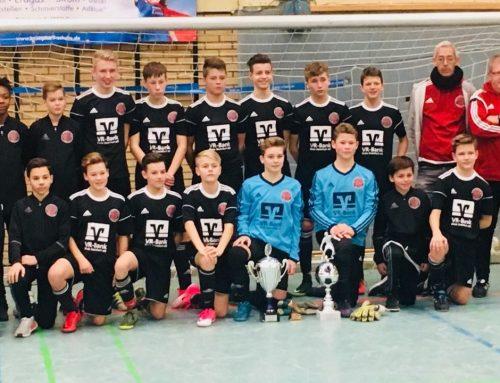 U15 fährt als Kreismeister zur Westfalenmeisterschaft
