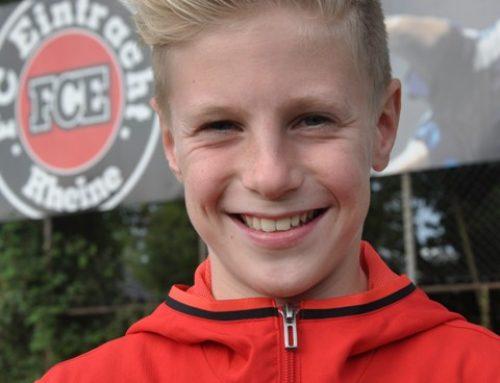 U13 qualifiziert sich für den VW-Regio-Cup in Kaiserau