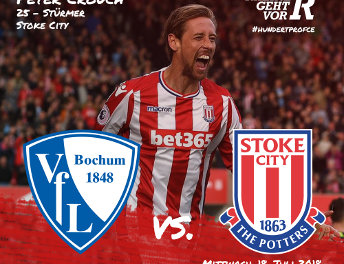VFL Bochum gegen Stoke City in der OBI Arena