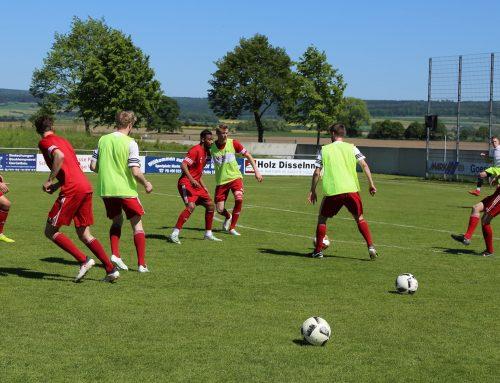 Vorbereitung Oberliga Westfalen 2018/2019