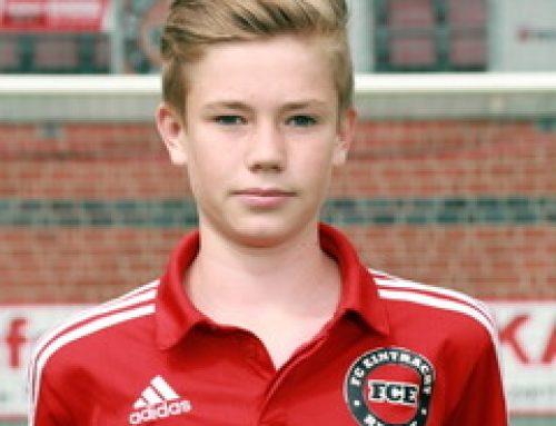 U17 gewinnt in VFL Theesen