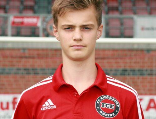 Knapper Sieg der U17 gegen Delbrück