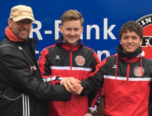 U17 gewinnt im Westfalenpokal