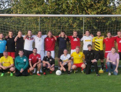FCE 3 startet in der Kreisliga C