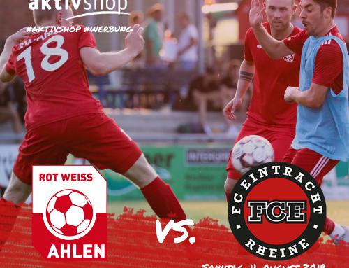 Oberliga Saison startet mit Auswärtsspiel in Ahlen