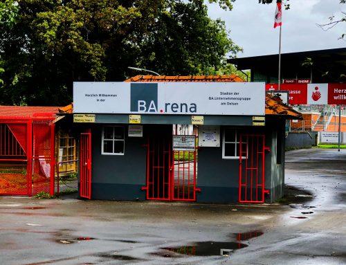 FCE übernimmt die Bewirtung in der BA.rena
