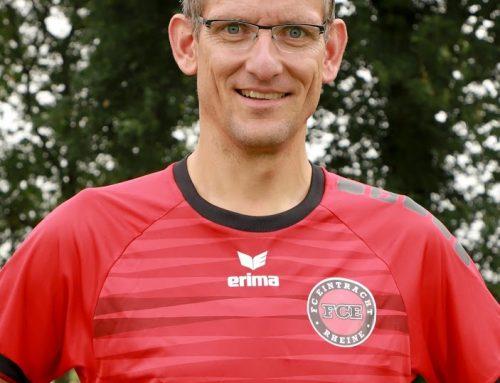 Thomas Ricken verlängert als Trainer der D1-Jugend