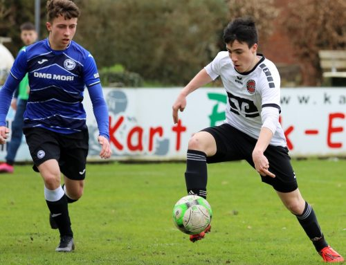 U17 gewinnt gegen Arminia Bielefeld