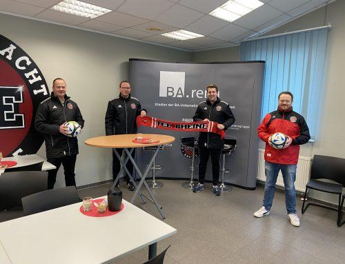 Das Trainerteam rund um Jonas Laurenz und Daniel Hallmann verlängert um 1 Jahr