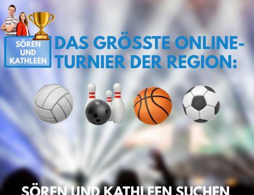 Heute ist wieder Matchday beim Online – Turnier bei Radio RST  – bitte stimmt für unseren Verein