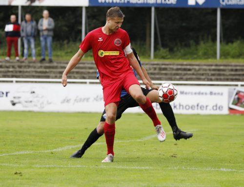 1. Saisonsieg unserer 1. Mannschaft gegen SC Paderborn 07